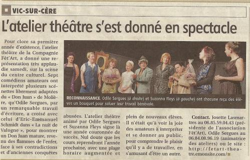 Article ateliers